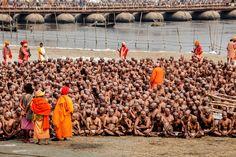 Kumbh Mela 2013 Hindu Symbols, Kumbh Mela, More Images, Worship, Indian Symbols