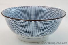 Porzellan Schale Sendan Tokusa Japan Obstschale Salatschale Müslischale big bowl