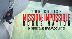 Official Teaser Trailer Mission Impossible Rogue Nation: Tom Cruise Menantang Maut!