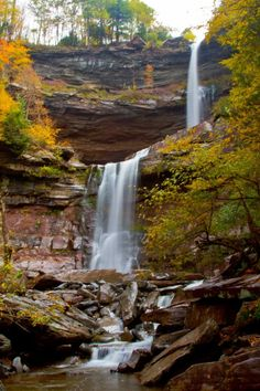 Kaaterskill Falls Catskill Mtns Haines Falls, NY I live just down the road from these falls.