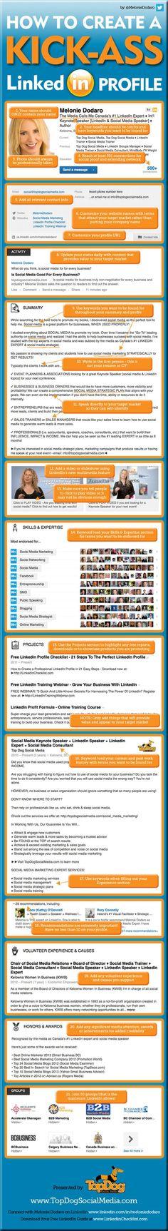 Cómo utilizar #Linkedin para fortalecer tu marca personal