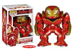 Funko Pop! Marvel: Avengers Age of Ultron #73 Hulkbuster (Marvel Collector Corps Exclusive). https://www.collectorcorps.com