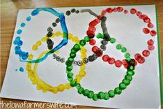 Manualidades olímpicas