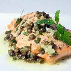 Healthy Salmon