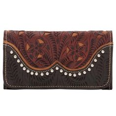 305dc7798fcb Annies Tri Fold Wallet 9170 Western Wallets and Clutches