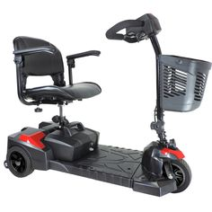 The Spitfire Scout is compact, lightweight and easy to disassemble? perfect for taking wherever you want to go. Comes with color through panels to hide scuffs and scratches and black wheel rims.