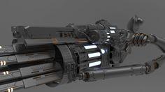 Prototype Stinger Minigun - Page 2