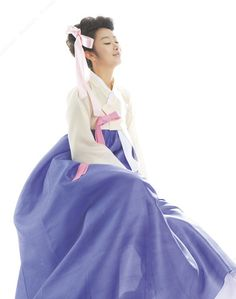 Hanbok, the traditional Korean dress: More than three decades ago, hanbok, a traditional form of Korean clothing, was very much a part of every Korean's wardrobe. Like all clothing, hanbok also changed over the years with fluctuating fashion trends. Hanbok designs underwent many changes throughout Korea's turbulent history. The hanbok we wear today are reminiscent of the late Joseon Dynasty (early 20th century).