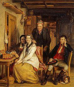 Duncan Gray - David Wilkie 1819