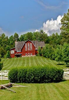 Country Living #Barn