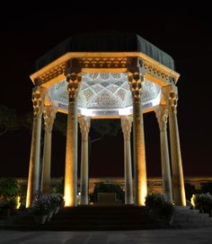 Tomb of the Persian poet Hafez - Shiraz, Iran Shiraz Iran, Central Asia, North Africa, Middle East