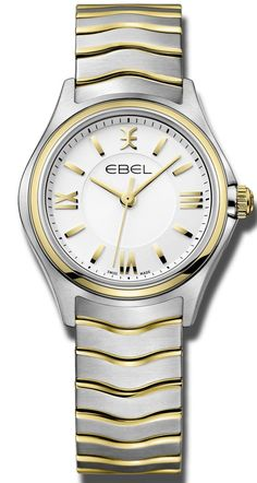 Ebel Watch Wave Ladies #add-content #basel-17 #bezel-fixed #bracelet-strap-gold #brand-ebel #case-material-steel #case-width-30mm #delivery-timescale-call-us #dial-colour-white #gender-ladies #luxury #movement-quartz-battery #new-product-yes #official-stockist-for-ebel-watches #packaging-ebel-watch-packaging #style-dress #subcat-wave #supplier-model-no-1216375 #warranty-ebel-official-2-year-guarantee #water-resistant-50m