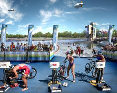 Triathalon....Coming to a Twin Cities suburb near you on May 19, 2012. Trying to be properly trained and ready to go!