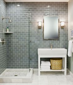 40 Best Modern Bathroom Shower Ideas For Small Bathroom – Page 4 – Architecture World