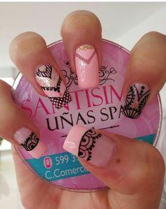 Finger, Pretty Nails, My Nails, Nail Designs, Polish, Nail Art, Beauty, Perfect Nails, Work Nails