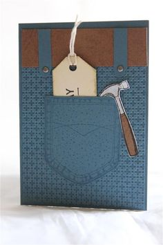 stampin up card ideas   male birthday card ideas   Helens Card Designs