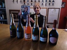 The #GlassOfBubbly magazine at Chef Mark Baumann restaurant in #Coggeshall in #Essex.