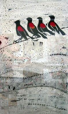 Judy's Journal: bird image
