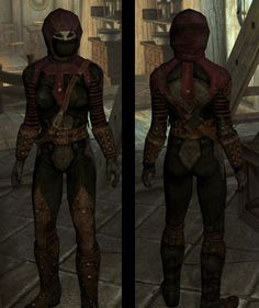 dark brotherhood armor - Google Search