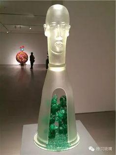 """""""新潮""""当代玻璃艺术展——感受玻璃艺术的魅力"""