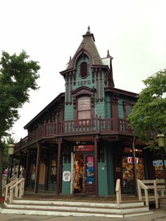 Heritage Square- Golden,CO. Fun place for kids