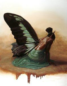 Hasani Claxton's African Fantasy Art: Portraits of Imagination