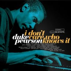 Duke+Pearson+I+Don't+Care+Who+Knows+It+2LP+180+Gram+Vinyl+Blue+Note+Wallen+Bink+Records+Pallas+2019+EU+-+Vinyl+Gourmet Abbey Road, Jazz Music, Sound Of Music, Music Covers, Album Covers, Bobby Hutcherson, Blue Note Jazz, Goatee Styles, Ron Carter