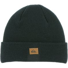 Quiksilver Men's Performed Beanie Black Hats (242.345 IDR) ❤ liked on Polyvore featuring men's fashion, men's accessories, men's hats, black, mens beanie, mens beanie caps, mens hats and mens beanie hats