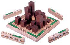 Cityscape | Board Game