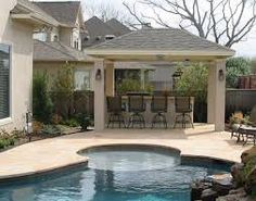 Image result for outdoor home bar