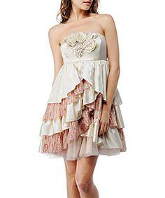 Fun and elegant summer dress!