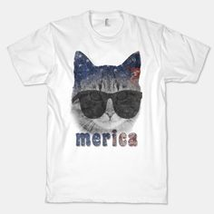 I'm Mericat, Love Child of Uncle Sam and George Clinton.  I'm gonna get weird this Fourth of July.