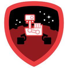 Curiosity Explorer Badge