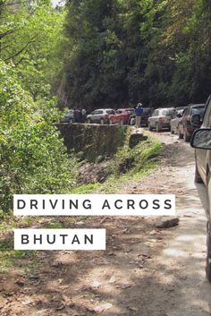 The pleasures of driving through Bhutan