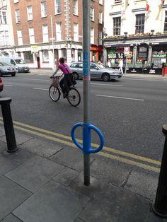 Cyclehoop blue