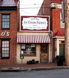 Storm Brothers Ice Cream, Annapolis