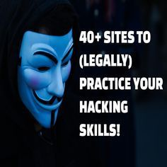 Check out and bookmark this ultimate list of over 40 intentionally vulnerable websites to practice your hacking skills