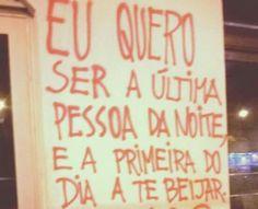 Quero!❤