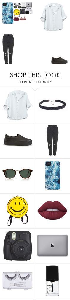"""SMELLS LIKE THE ONLY NIRVANA SONG YOU KNOW"" by whovian-10th ❤ liked on Polyvore featuring Opening Ceremony, Topshop, Cutler and Gross, Lime Crime, Herbivore, Sonia Kashuk, NARS Cosmetics and Eres"
