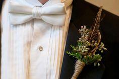 Very elegant groom
