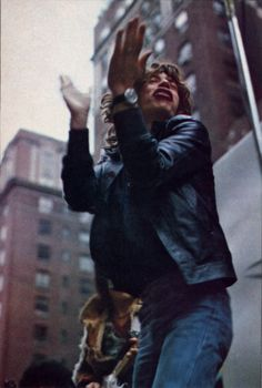 Reading Keith Richards book and wanting to dive into their music!  i was such a Beatles fan growing up, that i didn't let myself love The Stones!