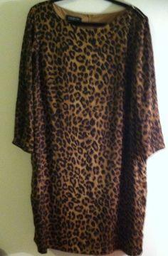 Woman Dress Size 18 By Jones New York #JonesNewYork #Dress #Festive