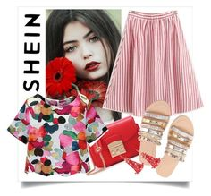 """""""Skirt"""" by westcoastcharmed ❤ liked on Polyvore featuring WithChic"""