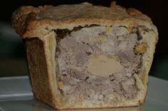 Recette pâté en croûte richelieu : une recette simple à préparer et gourmande déposée par Céline.