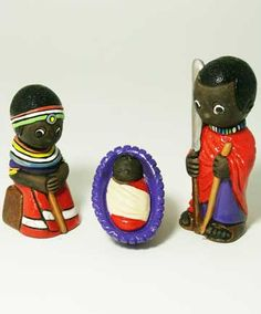 African Nativity - photo from notreperenotremere