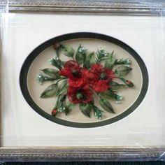 İğne Oyası Tepsi Modelleri 75 Cross Stitch Flowers, Decorative Plates, Tray, Crafts, Album, Porcelain Ceramics, Manualidades, Trays, Handmade Crafts