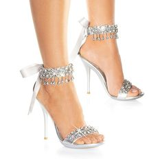 Wow. Gorgeous sparkly heels