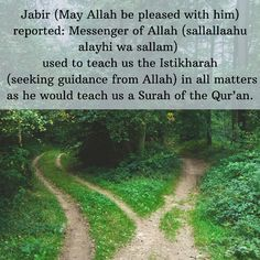 How and Why Should I Make Dua al Istikharah? Islamic Studies, Quran, Counseling, Homeschooling, Meant To Be, How To Memorize Things, Advice, Teaching, Beautiful