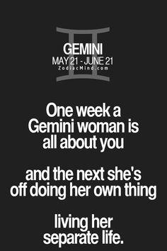 Zodiac Mind - Your source for Zodiac Facts Gemini Sign, Gemini Quotes, Gemini Love, Gemini Woman, Zodiac Signs Gemini, My Zodiac Sign, Zodiac Quotes, Zodiac Facts, Taurus