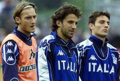 Del Piero Totti